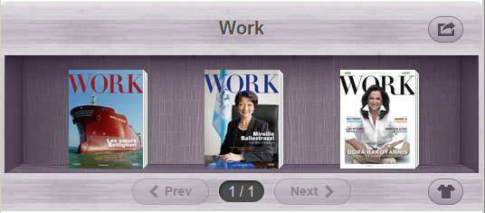 WORK in iBooks
