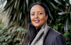Amina Mohamed Ministre des Affaires Etrangères du Kenya