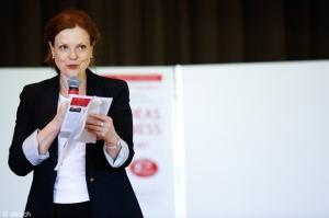Catherine Hirsch Directrice de la HEIG-VD