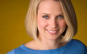 Marissa Mayer, PDG Yahoo