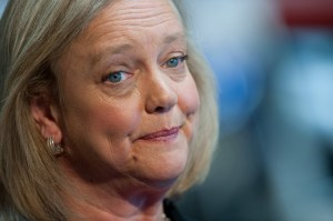 Meg Whitman CEO Hewlett-Packard
