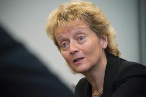 Evelyne Wydmer Schlumpf Conseillère fédérale et cheffe du Département fédéral des Finances