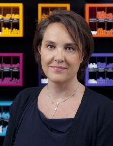 Carole Hubscher  Présidente de Caran d'Ache