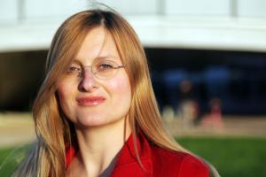 Kamilla Markram Directrice générale de Frontiers