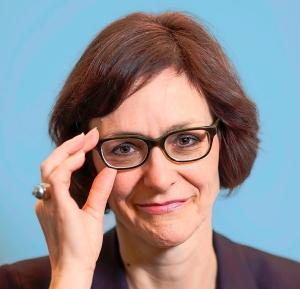Monika Rühl Directrice d'Economiesuisse