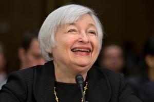 Janet Yellen Présidente de la Fed
