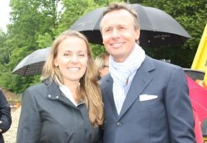 Dona et Ernesto Bertarelli Co-présidents de la Fondation Bertarelli