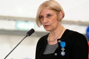 Brigitte Renn Proviseure du Lycée français Marie Curie à Zurich