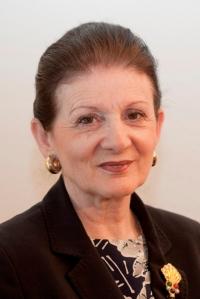 Christine Sayegh Présidente des Ports-francs de Genève