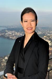 Judy Hou DG Ecole Hotelière de Glion