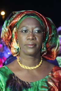 Awa Marie Coll Seck, ministre sénégalaise de la Santé