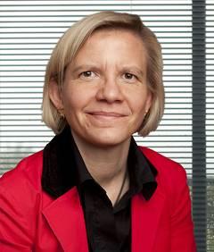 Carla de Geyseleer, CFO de la SGS