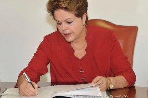 Dilma Rousseff Présidente du Brésil