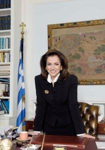 Dora Bakoyannis, ancienne ministre des Affaires Etrangères de Grèce