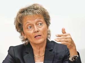 Eveline Widmer-Schlumpf,Cheffe du Département fédéral des finances