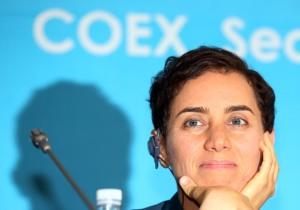 Maryam Mirzakhani Médaille Fields
