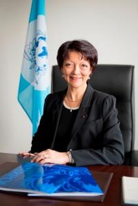 Mireille Ballestrazzi Présidente d'Interpol