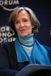 Susan Hockfield, présidente du MIT