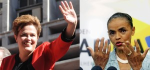 Dilma Rousseff Marina Silva Elections brésiliennes