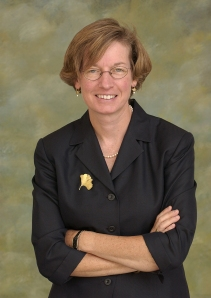Catherine Mann, chef-économiste de l'OCDE