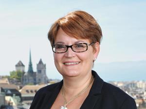 Cristina Gaggini, directrice romande d'economiesuisse