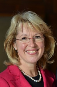 Jacqueline de Quattro, chef du Département du territoire et de l'environnement du Canton de Vaud