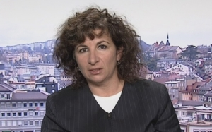 Luciana Vaccaro, rectrice pour la Suisse occidentale (HESSO)