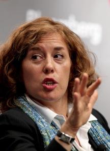Alicia Garcia-Herrero, Chef économiste pour les marchés émergents chez BBVA
