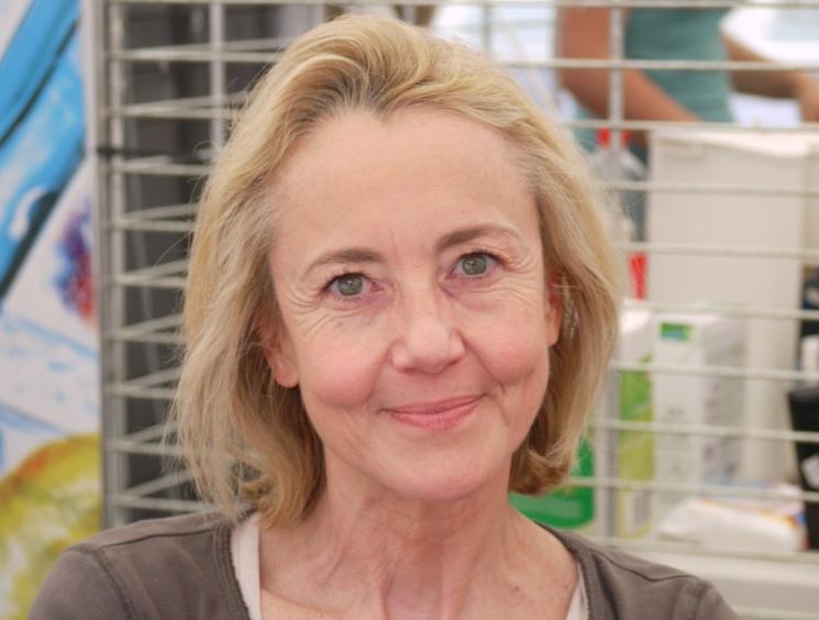 Dominique Bona, romancière et biographe
