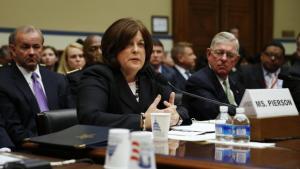 Julia Pierson, responsable de la sécurité de la Maison Blanche