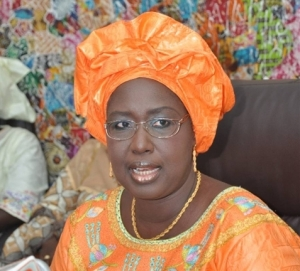 Maïmouna Ndoye Seck, ministre de l'Energie du Sénégal