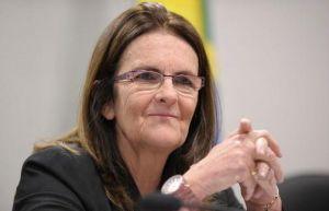 Maria Das Gracas Silva Foster, directrice générale de Petrobras