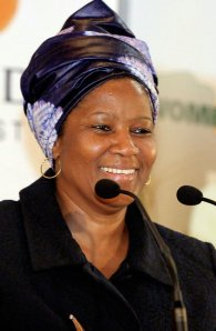 Phumzile-Mlambo-Ngcuka, Présidente exécutive d'ONU Femmes