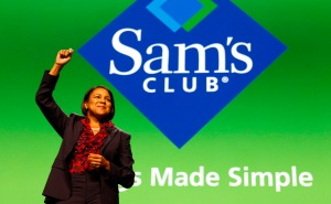 Rosalind Brewer, PDG de Sam's Club