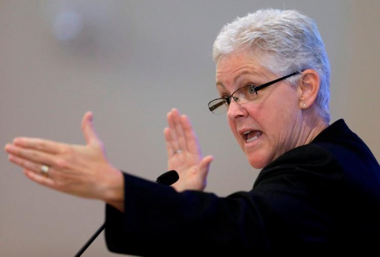 Gina McCarthy, EPA