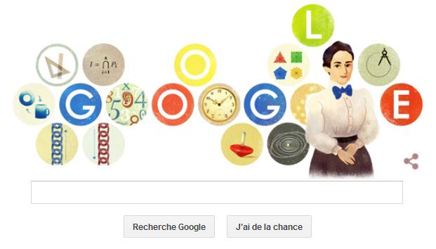 Emmy Noether Google