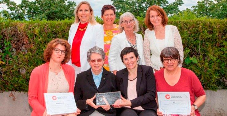 Prix du Cercle suisse des administratrices
